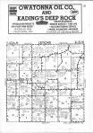 Map Image 007, Dodge and Steele Counties 1980